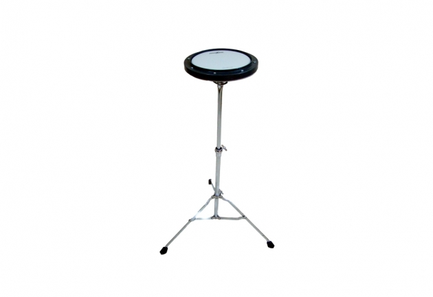 Tunable Drum Practice Pad w/ Stand 1