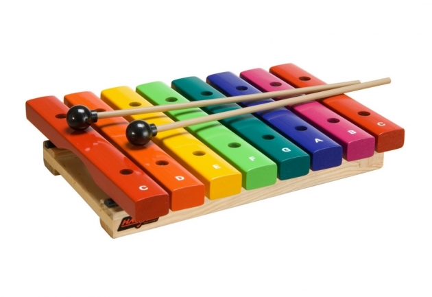 8-Note Xylophone (HXOS-8) 1