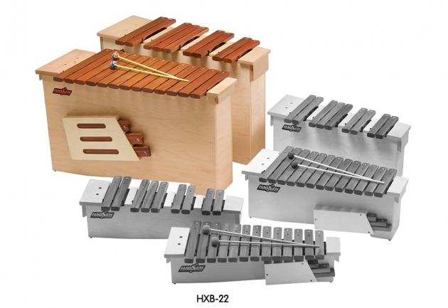 Chromatic Xylophone Set 4